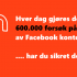 Hacking av Facebook kontoer